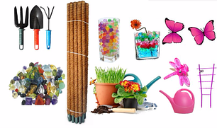 Аксессуары для растений, сопутствующие товары