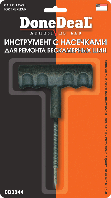 DD0344 Инструмент с насечками для ремонта бескамерных шин