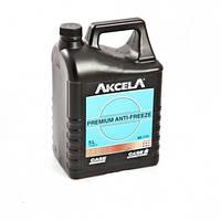 PREMIUM Anti-Freez Жидкость охлаждающая (антифриз) концентрат (5 л) (AKCELA) Case