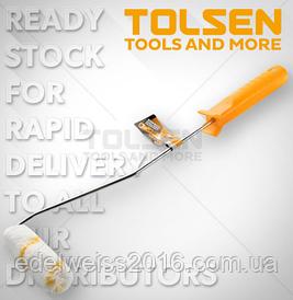 Валик Tolsen с ручкой, 100 мм