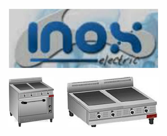 Плиты электрические Inox Electric (Греция)