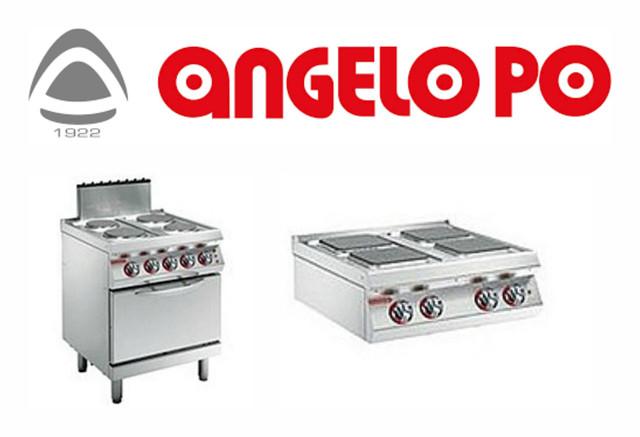 Плиты электрические Angelo Po (Италия)