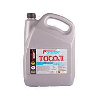 Форсаж А-40 Жидкость охлаждающая (тосол) (кан. 4,3 кг.) (-40С, этиленгликоль+глицерин)