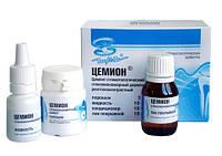 Цемион — стеклоиономерный цемент химического отверждения