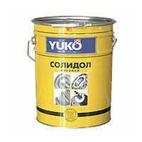 Солидол Ж Смазка Солидол Ж (17,5 кг) (YUKOIL)