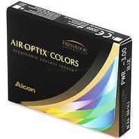 Цветные линзы Air Optix Color цена за 1 штуку