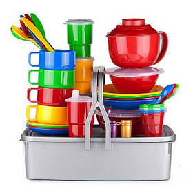 Посуда пластиковая и одноразовая
