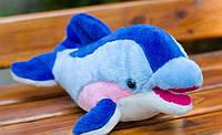Мягкая игрушка плюшевый Дельфин Фенси (маленький)