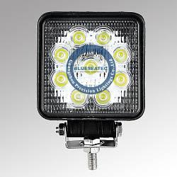 LED Прожектор PL-27W-FJ(30-60°) Led working light (1800Lm) 9-32v IP65
