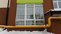 Кованая решётка на окна, фото 1