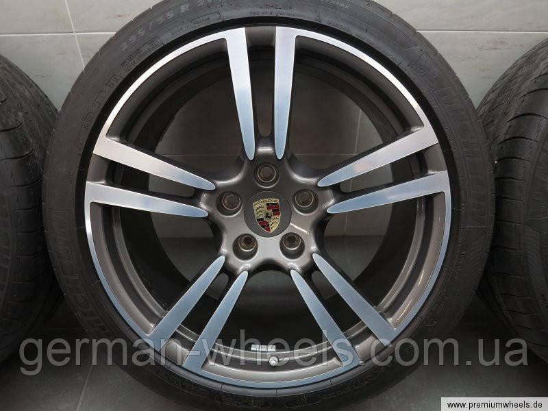 """Колеса 21"""" Porsche Cayenne II 958 7P GTS Turbo II"""