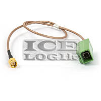 Переходник для подключения к штатной GPS антенне в Toyota / Lexus / Subaru / Mazda
