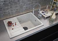 "Кухонная мойка ""Torino"" цвет ""Marmo Elegante"""