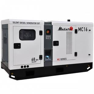 ⚡MATARI MC16 (Автозапуск) (17.6 кВт)