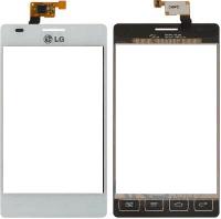Тачскрин LG E615 Optimus L5 Dual /E617  White