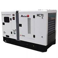 Трехфазный дизельный генератор MATARI MC70 (Автозапуск) (75 кВт)