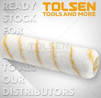 Малярный валик Tolsen 225 мм (Диаметр: валик 38мм,ворс 12мм)