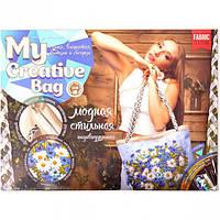 "Вышивка гладью и лентами ""My creative bag"" МСВ-01-01/04"