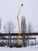 Подъёмники гидравлические и вышки телескопические