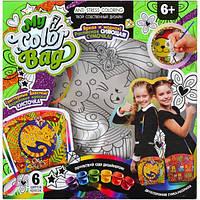 """Сумка-раскраска мини """"My color bag"""" мCOB-01-01-05"""