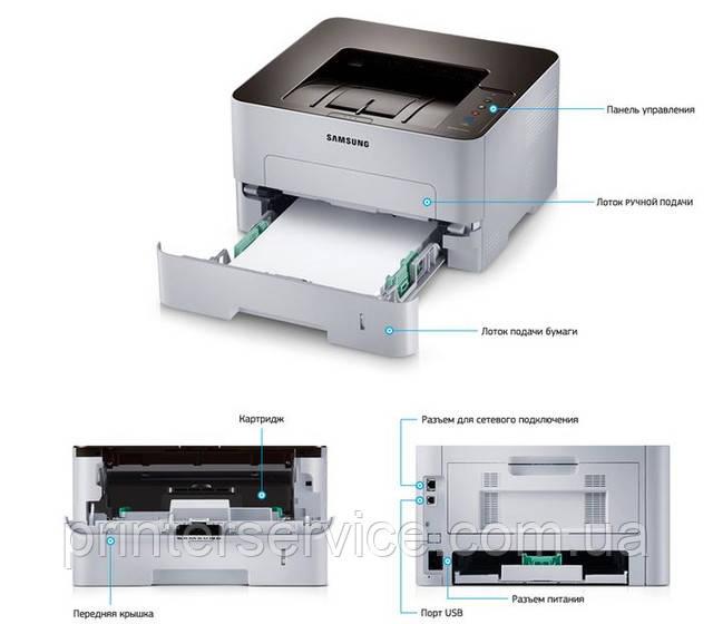 МФУ Samsung SL-M2820ND (SL-M2820ND/XEV)
