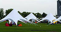 Star Tent 33 ft with delivery for 10 days - white, фото 1