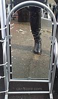 Зеркало для примерки обуви напольное