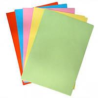 Бумага для ксерокса 5 цветов, 100 листов 80г/м²