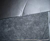 Автомобильные чехлы универсальные кожзам absolute black