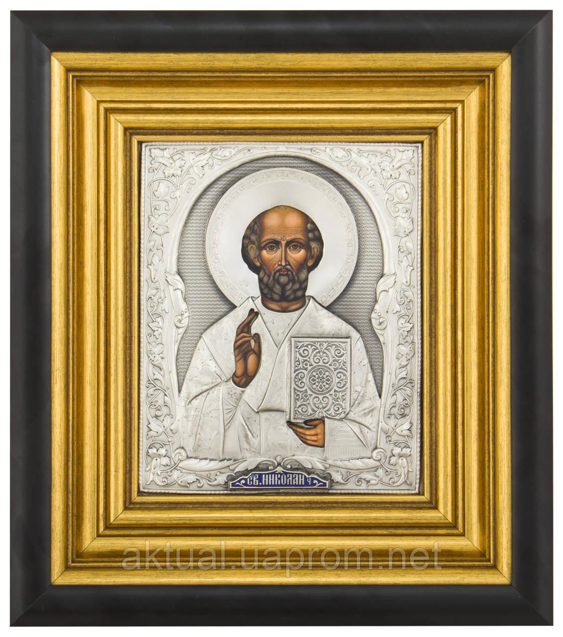 Икона Николай Чудотворец Мирликийский