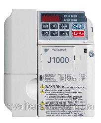 Преобразователи частоты Yaskawa J1000