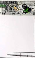 Бумага для черчения А4 РАМКА №1 10л ПК4410ВЕ