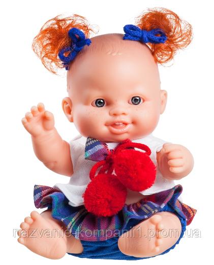 """Кукла-пупс Paola Reina Грета 22 см (01232) - Интернет магазин """"Радуга.toys"""" товары для детей в Киеве"""