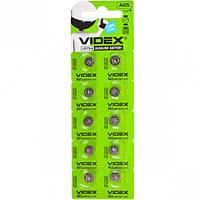 "Батарейка Videx ""таблетка"" AG 5"