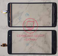 HOMTOM HT17 HT17 Pro Ergo A551 cенсорний екран, тачскрін чорний