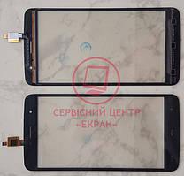 HOMTOM HT17 HT17 Pro Ergo 551 cенсорний екран, тачскрін чорний