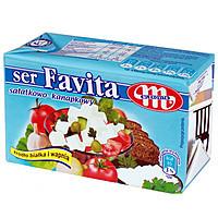 Сыр-крем Фета Favita Mlekovita 270г.