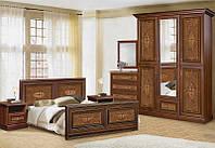 Кровать двухспальная Ванесса