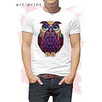 Футболка мужская Owl , фото 1