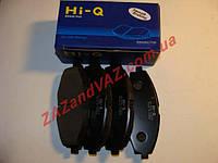 Колодка тормозная передняя HI-Q Ланос Lanos Сенс Sens оригинал SP1086