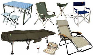 Столы, стулья и кресла