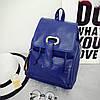 Женский однотонный рюкзак, фото 3