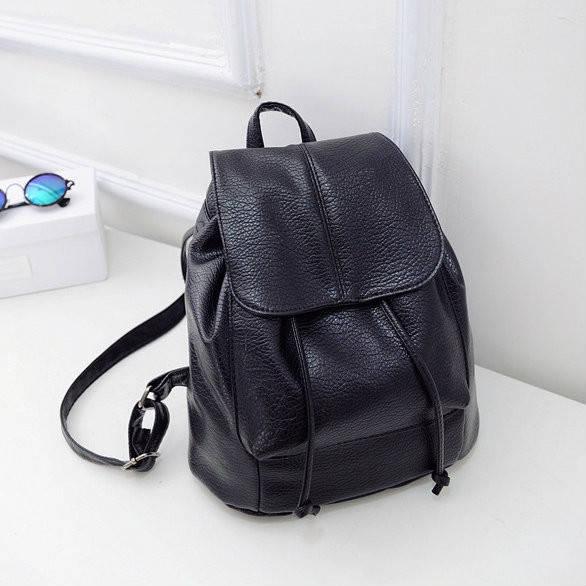 Небольшой женский рюкзак из кожзама рюкзак чико