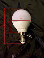 Works LB0740-E14-G45 Лампа LED (7 Вт)