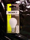 Works LB0740-E14-G45 Лампа LED (7 Вт), фото 2