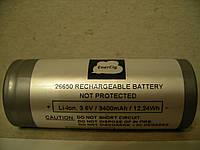 Высокотоковый аккумулятор Enercig TN 26650 HP 3400mAh
