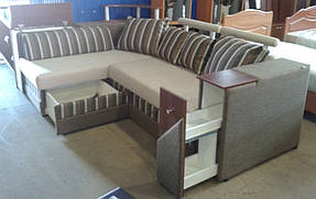 Угловой диван Оксфорд (Бусол) в разных категориях ткани 1