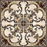Плитка для пола Имперадор светлый (Emperador) 43*43 Intercerama, фото 4