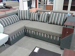 Угловой диван Оксфорд (Бусол) в разных категориях ткани 3