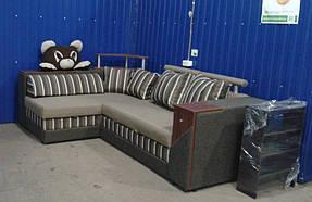 Угловой диван Оксфорд (Бусол) в разных категориях ткани 4